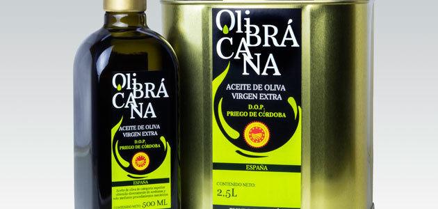 Olibrácana, nueva marca de la DOP Priego de Córdoba