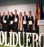 Valladolid acoge los I Premios Oliduero
