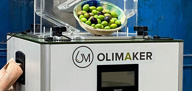 La microalmazara Olimaker llegará al mercado el próximo otoño
