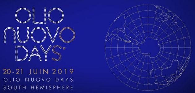 París acogerá en junio Olio Nuovo Days Hemisferio Sur