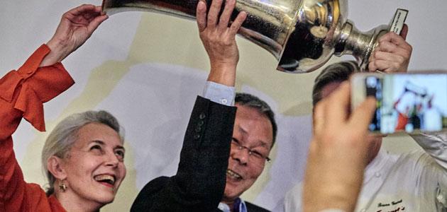 Japón se alza con el primer premio en el Concurso Olio Nuovo Days