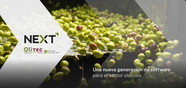OliTEC NEXT, una nueva generación de aplicaciones de negocio para impulsar la digitalización del sector oleícola