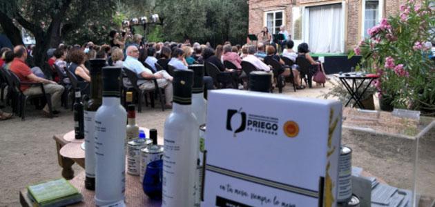 Noches de AOVE y olivar en Madrid