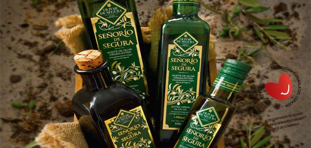 El aceite de Olivar de Segura, reconocido por la Fundación Española del Corazón
