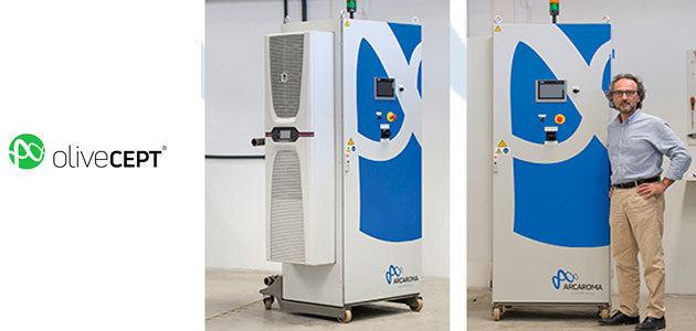 OliveCEPT®, tecnología sueca para la producción de AOVE de calidad