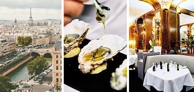 Olio Nuovo Days organizará una Master Class sobre AOVE en el Hotel Ritz de París