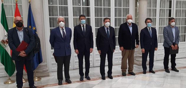El sector agrario andaluz mantiene sus movilizaciones en contra de la convergencia 'brusca' de la PAC