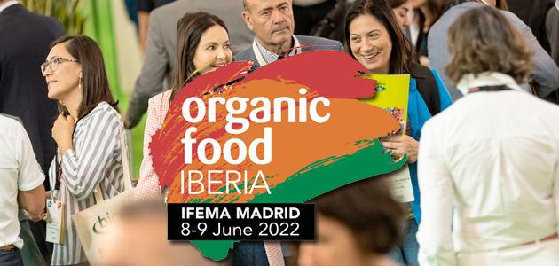 El potencial de la producción ecológica se muestra en Organic Food Iberia