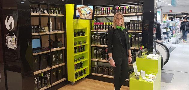 Oro Bailén inaugura tienda propia en El Corte Inglés de Preciados en Madrid