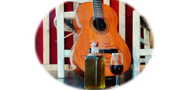 Oro y Sangre: maridaje de AOVE, vino y flamenco