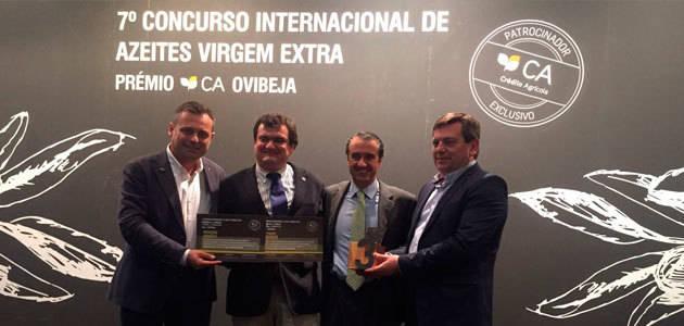 Expoliva participa institucionalmente en la feria Ovibeja en Portugal