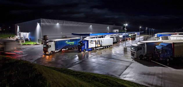 Palletways abre su segundo hub en Alemania
