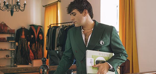"""Palomo Spain: """"La alta costura y el AOVE son expresiones artísticas que te hacen sentir"""""""