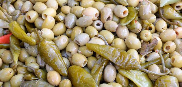 Las importaciones mundiales de aceituna de mesa caen un 13,7% desde el inicio de la pandemia