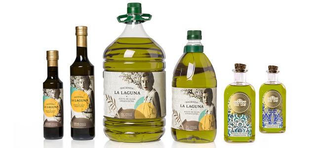La marca jiennense Hacienda La Laguna, nuevo AOVE de Paradores