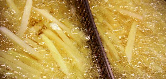 Los antioxidantes del AOVE conservan sus propiedades beneficiosas al ser empleado en frituras