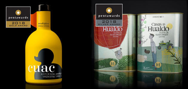 Cabello X Mure recibe dos premios en los Pentawards