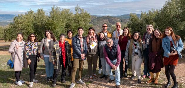 Periodistas británicos, alemanes y españoles viajan a Córdoba para conocer más sobre la cultura de los AOVEs