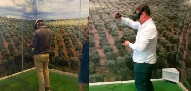 Picualia VR: realidad virtual en la experiencia turística