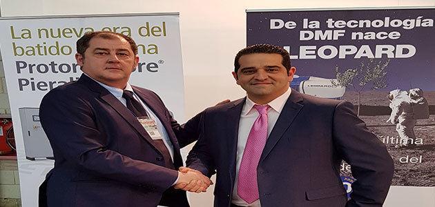 Pieralisi incorpora un nuevo comercial en Extremadura