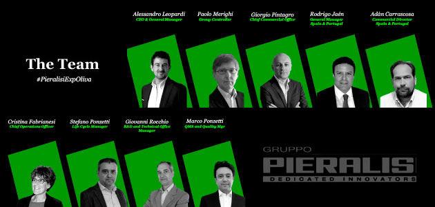 Pieralisi presenta su nueva cúpula directiva