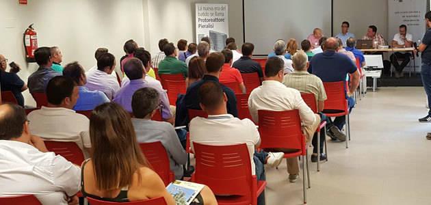 Pieralisi patrocina el IV Encuentro de Maestros y Operarios de Almazara