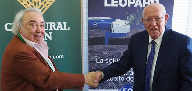 Pieralisi y Caja Rural de Jaén firman un convenio para la venta de maquinaria de última generación