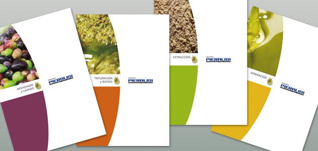 Pieralisi lanza sus nuevos catálogos