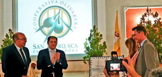La cooperativa San Isidro de Espejo inaugura nuevos equipamientos