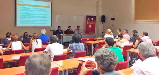 Pieralisi patrocina un curso sobre oleoturismo en la UNIA