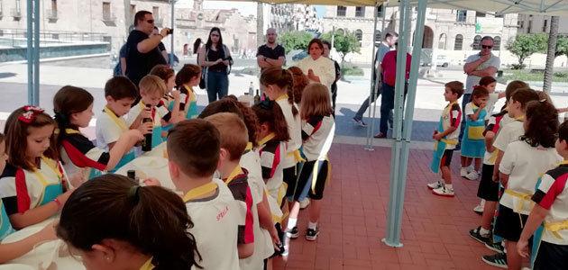 Pieralisi patrocina los desayunos saludables en la provincia de Jaén