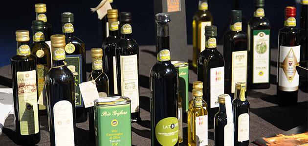 Promoción del AOVE italiano de calidad en Fieragricola