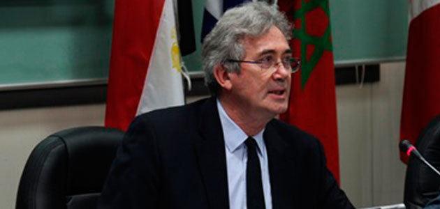 Plácido Plaza, nuevo secretario general del Ciheam