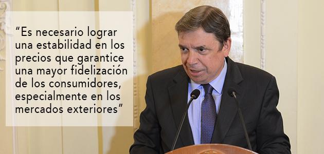 Entrevista en exclusiva a Luis Planas, ministro de Agricultura, Pesca y Alimentación