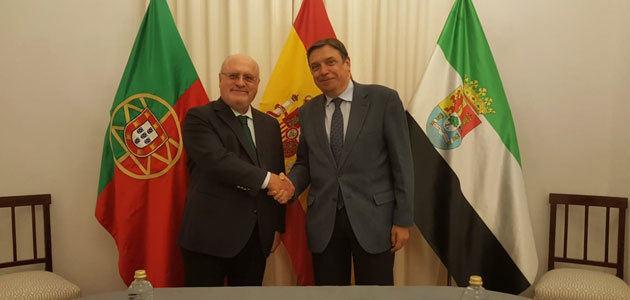 España ofrece a Portugal su colaboración en la lucha contra la Xylella fastidiosa