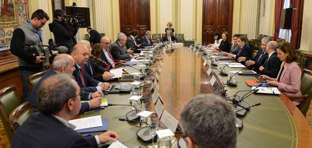 Cooperativas traslada a Luis Planas la necesidad de apostar por las políticas de integración cooperativa
