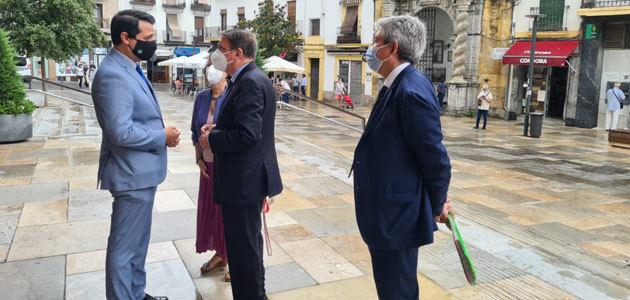 Planas asegura que el Gobierno trabaja para conseguir una buena PAC para Andalucía y España