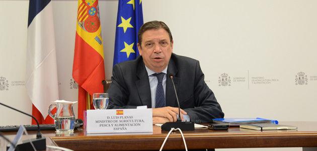 Francia y España defienden una PAC que conjugue la viabilidad de las explotaciones con la mayor ambición ambiental