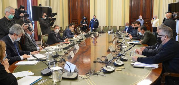 Planas prosigue el diálogo con las OPAs para avanzar en la negociación de la próxima PAC
