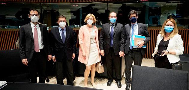 Luis Planas: 'Avanzamos hacia una nueva PAC más justa y sostenible'