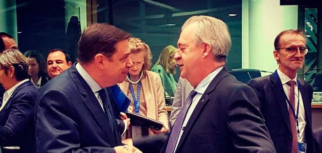 España pide a la CE medidas para el sector de la aceituna de mesa