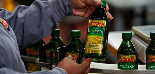 Pompeian alcanza el 20,4% de la cuota de mercado de aceite de oliva en EEUU
