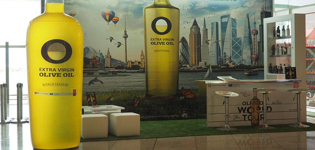 La campaña de divulgación Olive Oil World Tour hace escala en Cataluña