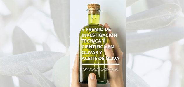 La Fundación Caja Rural de Jaén premia la investigación en olivar y aceite de oliva