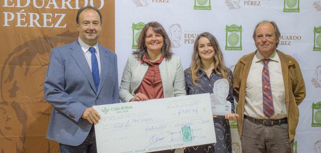 Un proyecto sobre las propiedades bioactivas de la hoja del olivo gana la II Edición del Premio de Investigación 'Eduardo Pérez'