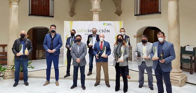 La Diputación de Jaén entrega los distintivos