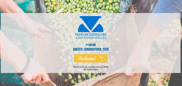 Convocada la II edición de los Premios Fundación Juan Ramón Guillén