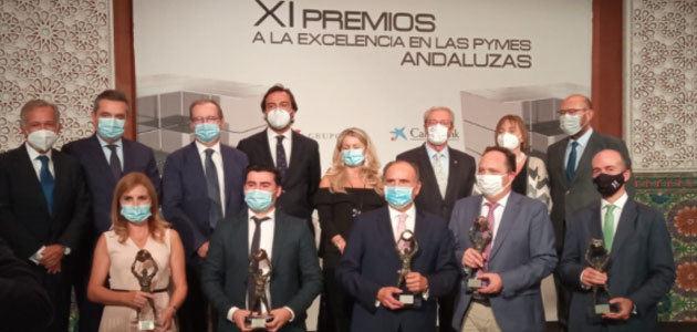 Hispatec, premiada por su excelencia como pyme andaluza durante la pandemia