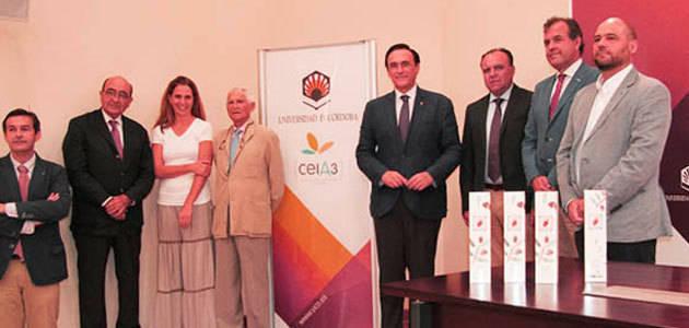 San José de Lora de Estepa SCA, la DOP Estepa y el CeiA3 fomentarán la investigación en el sector oleícola