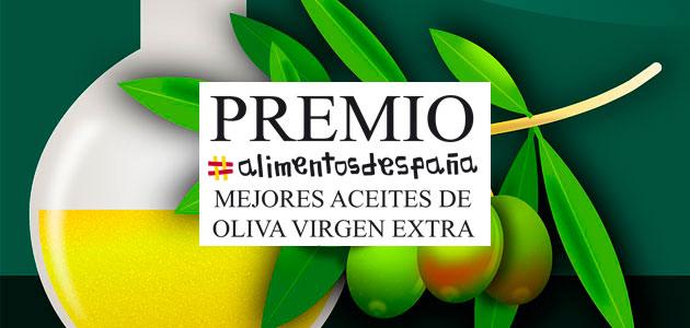 El MAPA convoca el 'Premio Alimentos de España a los Mejores AOVEs de la campaña 2020/21'